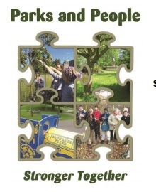 parks and people fit together in a jigsaw